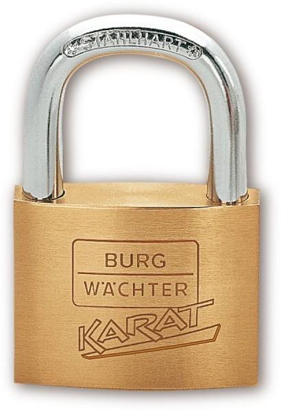Burg-Wächter Zylinder-Vorhangschloss Karat 217 40