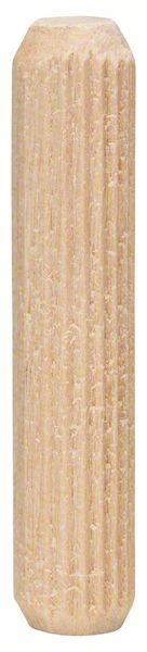Bosch Holzdübel 8 mm, 40 mm, 40er-Pack