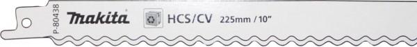 Makita Reciprosnijblad 280mm isolatie - P-80444