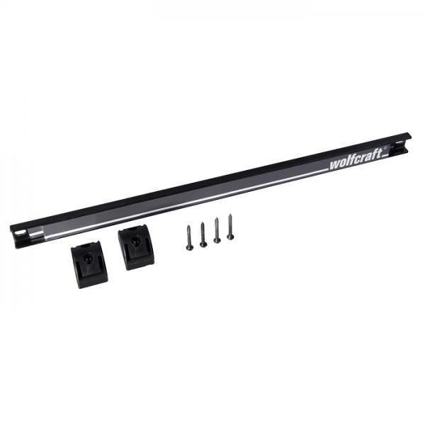 Wolfcraft Profilo magnetico per attrezzi, 35 x 500 mm - 6806000