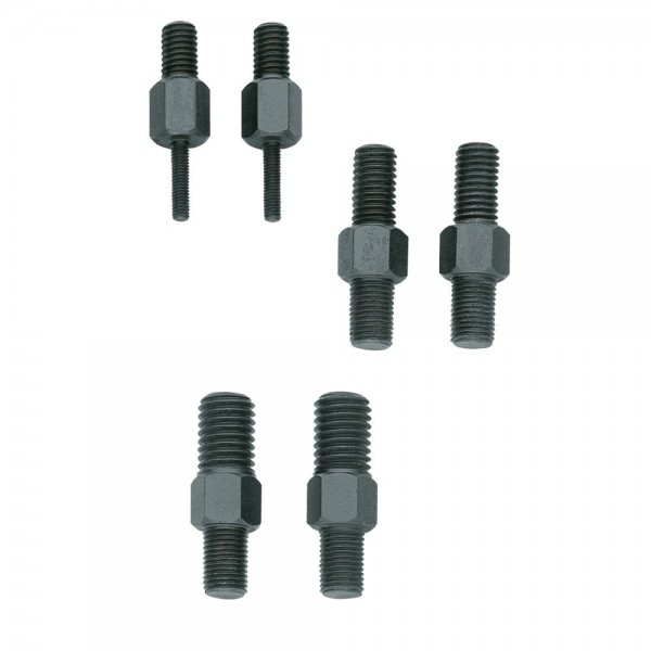 Gedore Set draadeind-adapters, M10 - 1.81/1