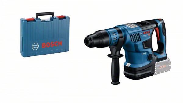 Bosch Professional Akku-Bohrhammer BITURBO mit SDS max GBH 18V-36 C, ohne Akku und Ladegerät, Handwerkerkoffer - 0611915001