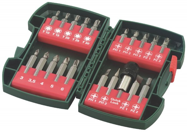 Metabo Sortiment d'embouts IV 20pcs