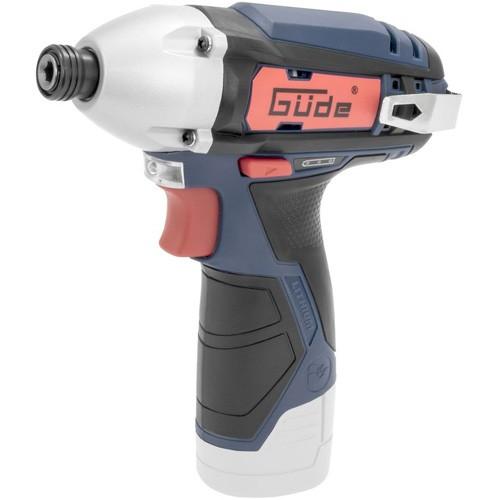 Güde Visseuses à choc sans fil BSS 12 1/4'-0, sans batterie et chargeur - 58607