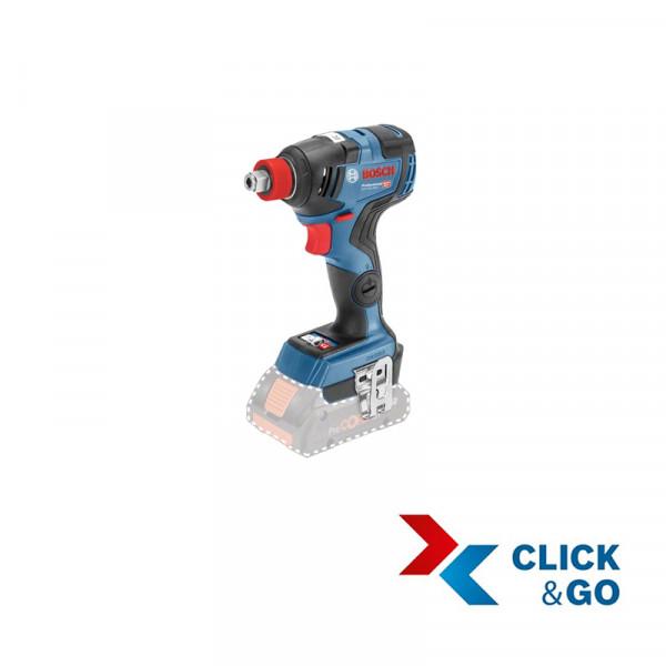 Bosch Avvitatore a massa battente a batteria GDX 18V-200 C - 06019G4204