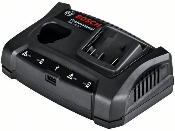 Bosch Professional Ladegerät GAX 18 V-30, im Karton - 1600A011A9