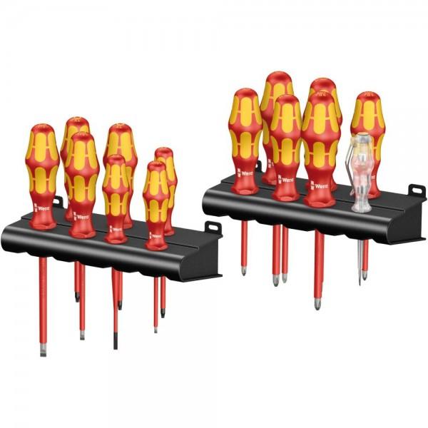 Wera Kraftform Big Pack 100 VDE, 16-teilig - 05105631001