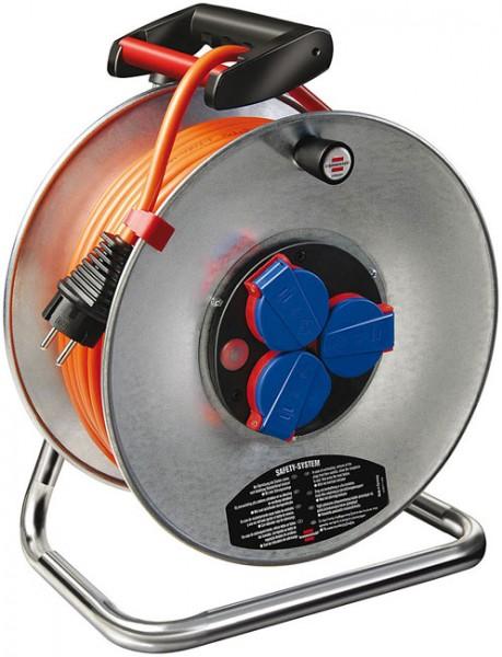 Brennenstuhl Enrollacables Garant S, IP44, 40m AT-N07V3V3-F 3G1,5 - 1198470