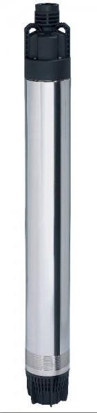 Metabo TBP 5000 M Tiefbrunnenpumpe 1000 W, Max. Fördermenge 5.000 l/h, Max. Förderhöhe 60 m, max. 6 bar