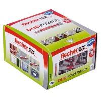 Fischer Duopower 6x50mm LD, 100 pièces - 538250