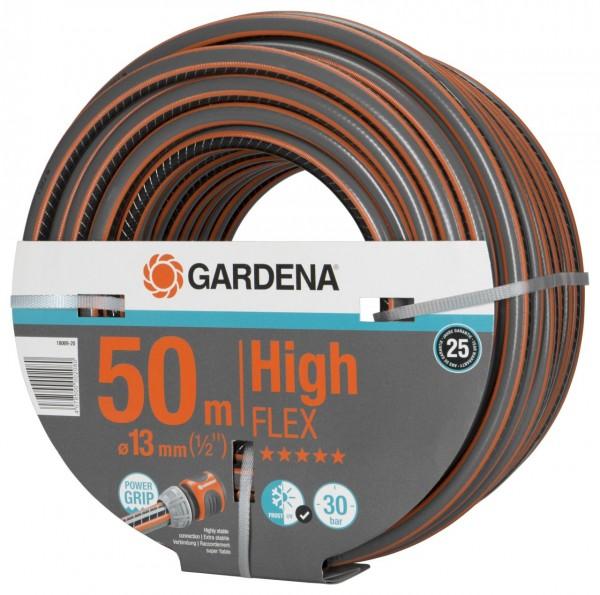 """Gardena Comfort HighFLEX Schlauch, 13 mm (1/2""""), 50 m, ohne Systemteile"""