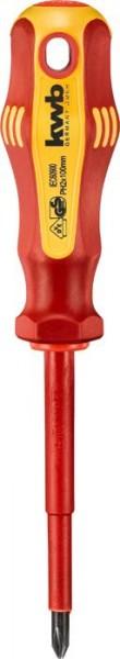 KWB VDE-schroevendraaier, geïsoleerd, PH2, 100 mm - 662302