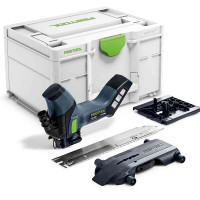 Festool Sega a batteria per materiali isolanti ISC 240 EB-Basic, senza batteria e caricatore - 576571