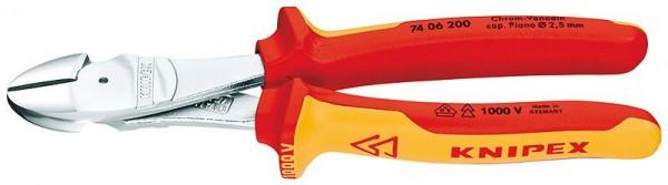 "Knipex Tronchese laterale per meccanica tipo ""forte"" 250 mm - 74 06 250"