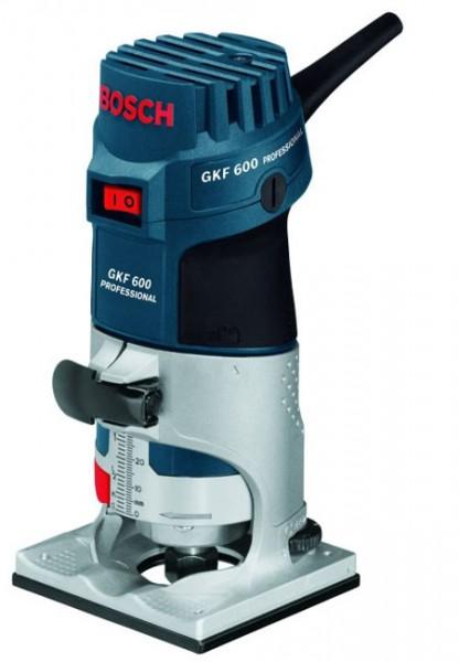 Bosch Professional Accessori per rifilatore GKF 600 - 060160A100