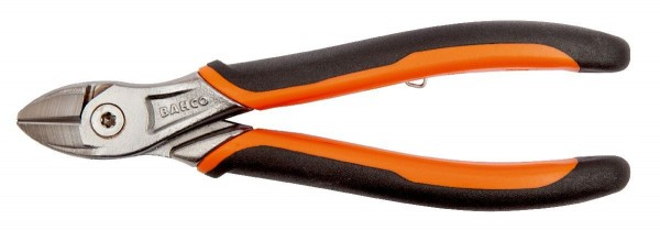 Bahco Pince coupante ergo, chromée, 180mm, non emballée - 2101gc-180ip