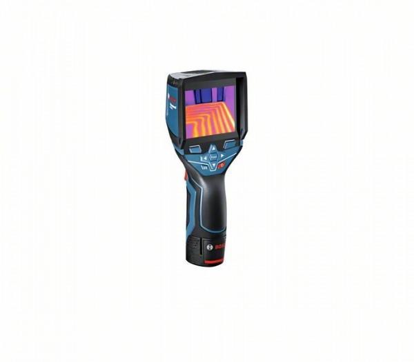 Bosch Professional Thermodetektor GTC 400 C, mit 1 x 1,5 Li-Ion Akku, L-BOXX - 0601083101