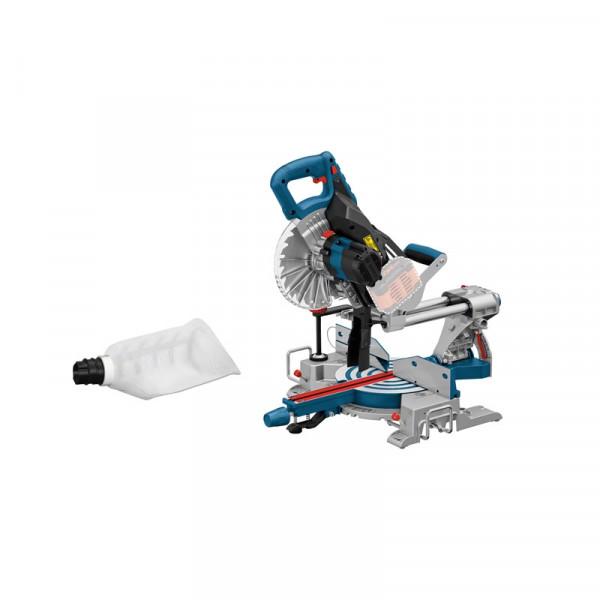 Bosch Professional Akku-Kapp- und Gehrungssäge BITURBO GCM 18V-216, ohne Akku und Ladegerät - 0601B41000