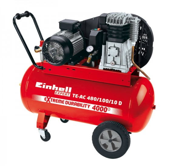 Einhell TE-AC 480/100/10 D Compressor