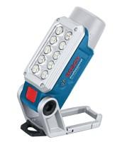 Bosch Professional Lampe sans fil GLI DeciLED (sans batterie ni chargeur) - 06014A0000