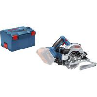 Bosch Professional Accucirkelzaag GKS 18V-57 G Professional, (zonder accu en lader) L-BOXX - 06016A2101