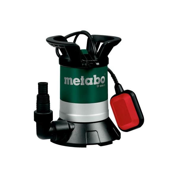 Metabo Bomba sumerg, agua limpia TP 8000 S (0250800000) - Cartón
