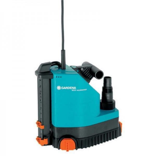 Gardena Pompe d'évacuation pour eaux claires aquasensor 9000 Comfort - 01783-20