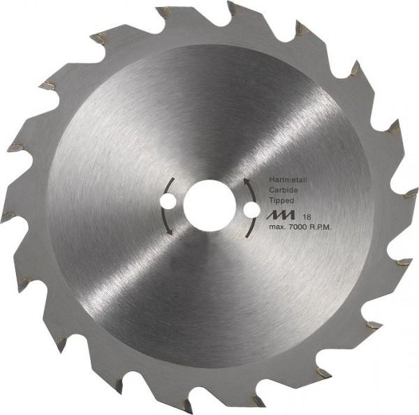 KWB Cirkelzaagblad voor cirkelzagen ø 190 mm - 586955