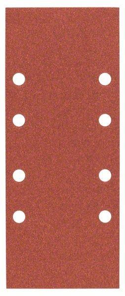 Bosch Schuurbladen C470 voor vlakschuurmachines, Best for Wood and Paint, 93x230 mm, 8 gaten - 2608605228
