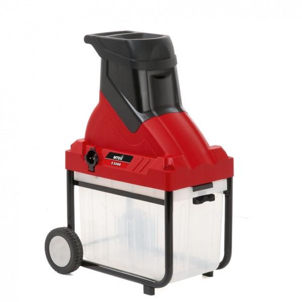 MTD Broyeur électrique S 2500, 2500W - 24AC7B2B600