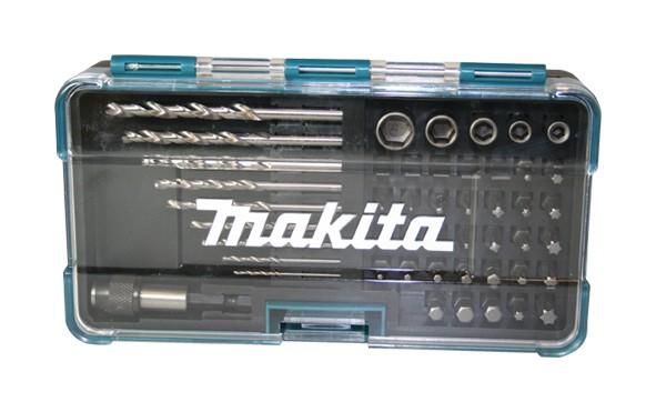 Makita 48-delige boor- en schroefset - B-36192