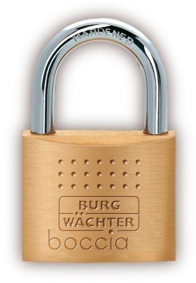 Burg-Wächter Zylinder-Vorhangschloss Boccia 450 50