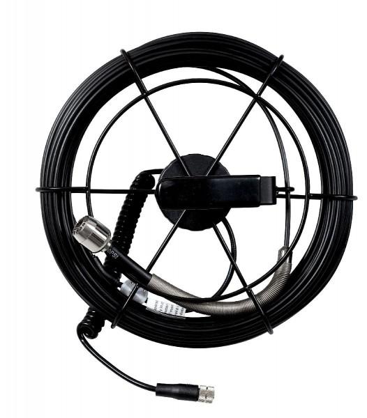 Bahco Câble d'objectif, à ressort pour canalisation, ø25mm, 10m, f. Be200/210 - be200cab250sh10