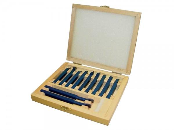 Güde Set di utensili di tornitura - 11 pezzi