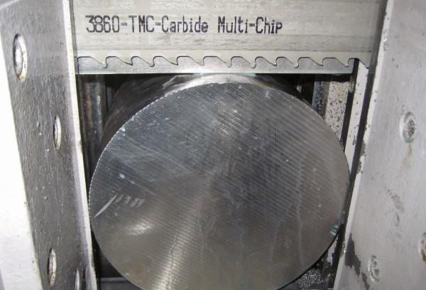Bahco Sägeband, TMC, hartmetallbestückt, ungeschränkt, geschliffen, 54x1,6mm, 0,7/1 ZpZ - 3860-54-1.6-TMC-.7/1