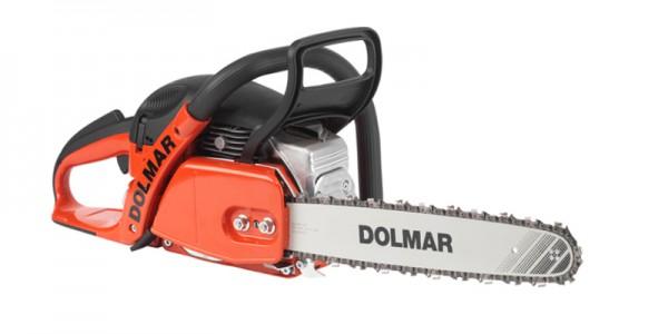 """Dolmar Benzine kettingzaag, 38 cm 325"""", 2,8 kW - PS5105CH-38325"""