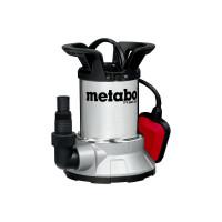 Metabo Pompe immergée à aspiration plate pour eaux claires TPF 6600 SN, carton - 0250660006
