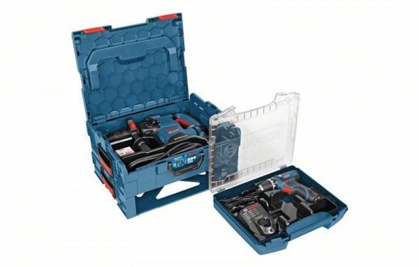 Bosch Professional Boorhamer met SDS-plus GBH 3-28 DFR en Accuschroefboormachine GSR 10,8-2-LI - 0615990H1E