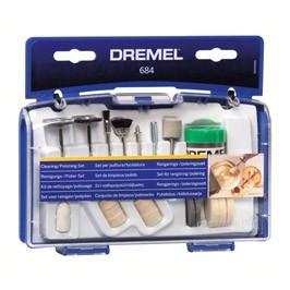 DREMEL Set voor reinigen / polijsten