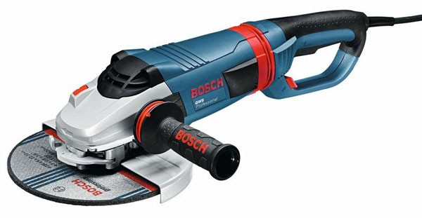 Bosch Smerigliatrice angolare GWS 24-230 LVI, 2400 W - 0601893F00