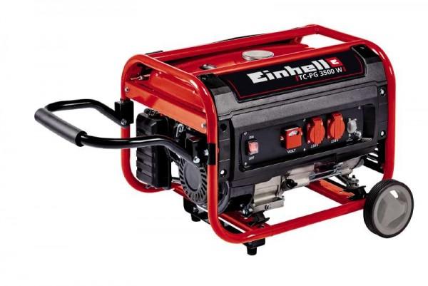 Einhell Stromerzeuger (Benzin) TC-PG 3500 W - 4152550