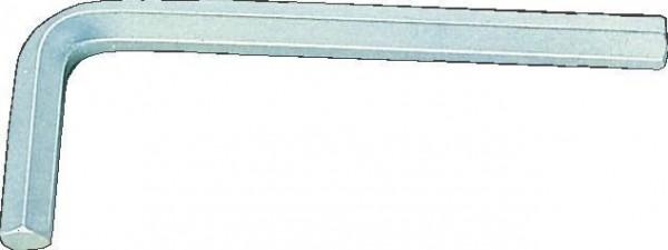 Bahco TOURNEVIS D'ANGLE, 6 PANS 6MM, CHROMÉ, 38X96MM - 1997M-6