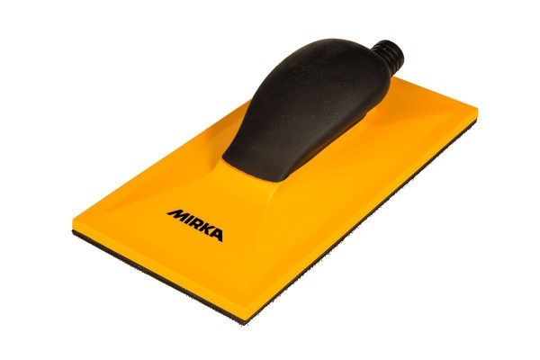 Mirka Tampone 115x230mm Grip 32F Giallo - 8391700111
