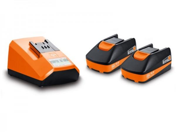 Fein Batterie - Starter Set 18 V/5.0 Ah - 92604300030