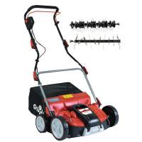 Grizzly Tools Elektrische Verticuteerder en Beluchter 2in1 ERV 1801-37 ZV - 76007208