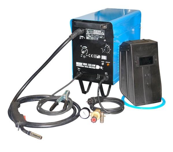 Güde Inert Gas Lasapparaat MIG 155 / 6W - 20072