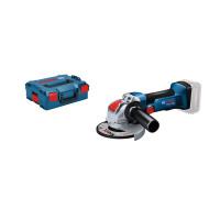 Bosch Smerigliatrice Angolare a batteria GWX 18V-8 Professional con sistema X-LOCK, senza batteria e caricabatteria - 06019J7000