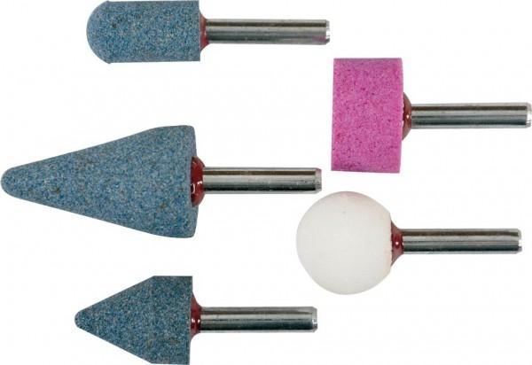 KWB Keramische slijpstiften, set, 5-delig - 510000