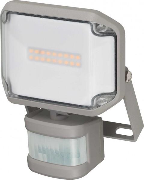 Brennenstuhl Riflettore LED AL 1000 P con rilevatore di movimento a infrarossi,10W, 1060lm, IP44 - 1178010010