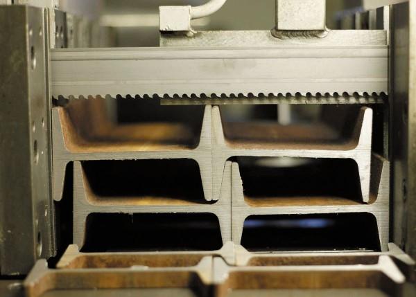 Bahco Sägeband, Sandflex Top Fabricator, Bimetall, 27x0,9mm, 8/11 ZpZ - 3853-27-0.9-8/11-VS
